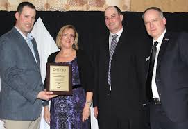 central equipment ltd and roop u0027s esso owners receive chamber awards