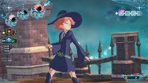 знакомимся с тремя новыми героинями little witch academia chamber