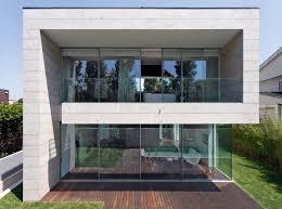 minimalist home design interior home glass and concrete home design at open block house minimalist