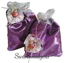 cloth gift bags fabric bags pouches sweesmudgens