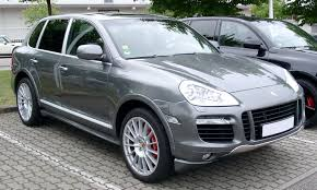 File Porsche Cayenne Turbo Front 20080527 Jpg Wikimedia Commons