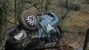 oregon state police florida man killed in redwood highway crash