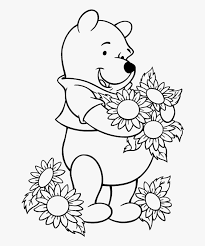 winnie the pooh coloring pages cartoons printable coloring pages