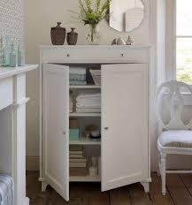 Wicker Bathroom Storage by Bathroom Storage Cabinet With Baskets B American