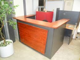Preloved Reception Desk Used Office Furniture Bsas Com Au