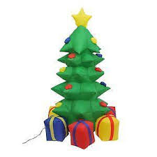 Christmas Decorations For A Tree by Outdoor Christmas Tree Ebay