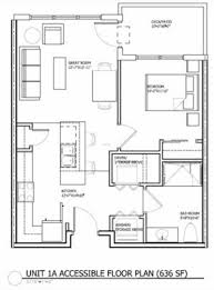 small 1 bedroom apartment floor plans simple home design