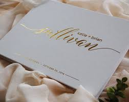guest books for wedding wedding guest books etsy nz