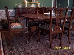 Ethan Allen Dining Room Table Owareinfo - Ethan allen dining room table chairs