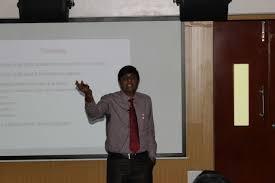 dr brojo kishore mishra information technology c v raman