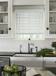 kitchen blinds ideas kitchen design wooden window blinds white wood modern kitchen