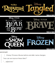 Best Disney Memes - disney princess movies before and after name changes disney
