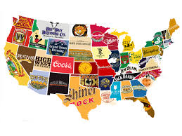 Map Of Montana State by Road Map Of Montana With Cities State Booze Map Business Insider