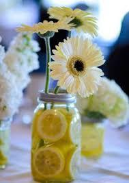 Mason Jar Vases Wedding Burlap And Lace Covered Mason Jar Vases Wedding Decoration