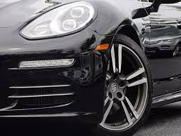 porsche black panamera 2014 used porsche panamera 4dr hatchback 4s executive at alm