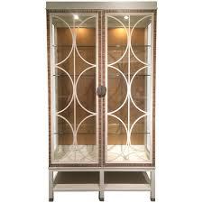 viyet designer furniture storage hickory white ivory