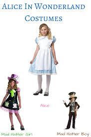 Alice Wonderland Costume Halloween Alice Wonderland Costumes Kids Wonderland Costumes
