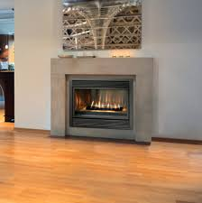 family room ideas gas fireplace home logs log free standing parts