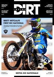 mad skills motocross online inside dirt issue 8 by mx nationals issuu