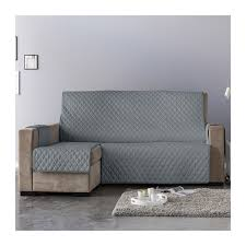 protège canapé protège canapé d angle gris