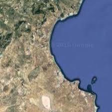 tunisia physical map tunisia association les amis des oiseaux aao birdlife