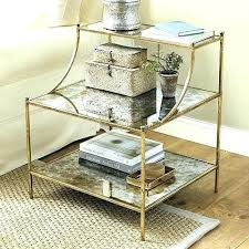 end table with shelves end table with shelves bedside table shelves side with three 2