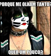 kiss images eric singer meme wallpaper and background photos 33678890