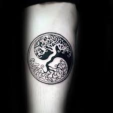yin yang tree of tattoos entertainmentmesh