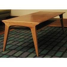 drexel coffee table vintage mid century danish modern drexel profile van koert c