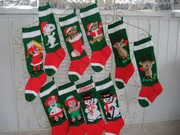 Pottery Barn Kids Stockings Decor Interesting Pottery Barn Christmas Stockings For Enchanting