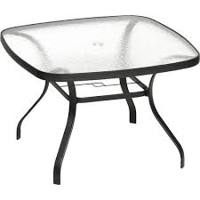 Patio Glass Table Glass Patio Table Parts Outdoor Goods