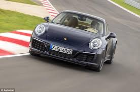 we test the latest 911 the porsche carerra 4s coupe this is money