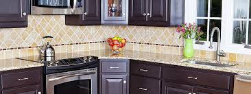 kitchen backsplash glass tile design ideas glass tile backsplash ideas kitchen design half light brown