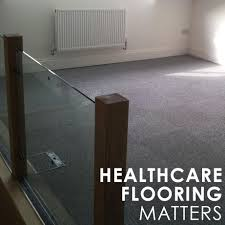 Supply And Fit Laminate Flooring Healthcare Flooring Specialist Contractor Surgical Ward Clinic