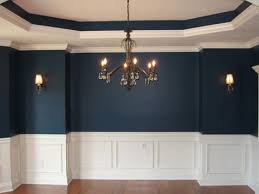 Custom Luxury Home Formal Dining Room Recessed Ceiling Custom - Wall sconces for dining room