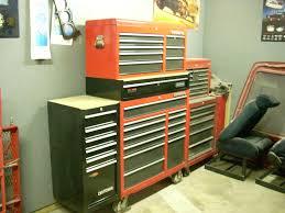 craftsman tool box side cabinet waterloo 13 drawer 41 tool box the garage journal board