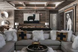 ski chalet house plans ski in ski out chalet in montana with rustic modern styling big