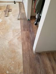 Vinyl Plank Flooring Underlayment Installing Vinyl Floors A Do It Yourself Guide