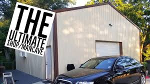 my ultimate man cave shop youtube