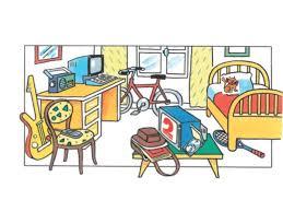 d馗rire sa chambre en anglais decrire une chambre situer les objets