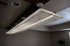 Infinity Light Fixtures Sensitile Systems Infinity Light Fixture Unlit And Lit Can Be