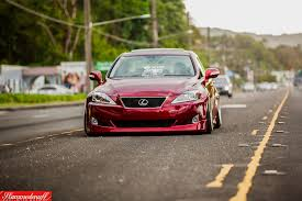 2015 red lexus is 250 marvin u0027s 2007 is250 slammedenuff