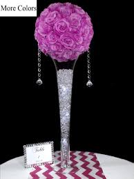 Glass Vase Centerpiece Trumpet Glass Vase Centerpieces Product Categories Array Of Gifts
