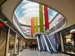 shopping mall de barones shopping center in breda netherlands tourism