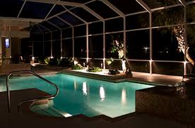 Pool Landscape Lighting Ideas Landscape Lighting Ideas Around Pool Decoracioninterior Info
