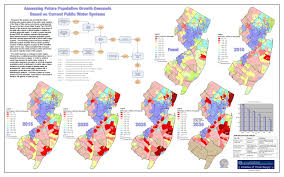 State Of New Jersey Map by Bureau Of Gis