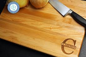 personlized cutting boards personalized cutting board boos family name wedding the