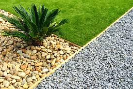 use rock pebbles dg u0026 wood chips in your drought tolerant