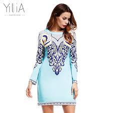 aliexpress com buy yilia dashiki african print party dresses