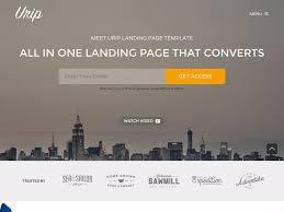 30 best landing page wordpress themes 2017 athemes